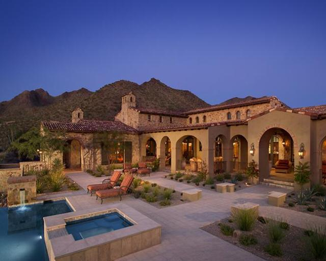 Dc ranch luxury homes luxury homes in dc ranch scottsdale for Executive ranch homes